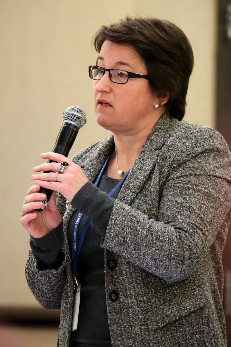 Ariane Plourde (Institut des sciences de la mer, Université du Québec à Rimouski)