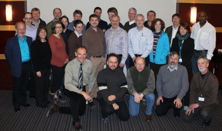 Ocean Data Workshop Participants, Montreal, February 2014